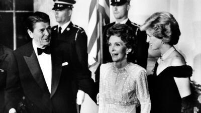 En fotos: La vida política de la princesa Diana