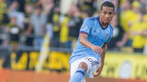 Yangel Herrera quiere revalidar en la MLS lo hecho en el Mundial Sub-20.