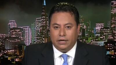 Marco Gutiérrez, fundador de 'Latinos por Trump'