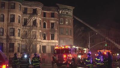 Un muerto y cinco heridos en incendio en set de película de Bruce Willis en Nueva York