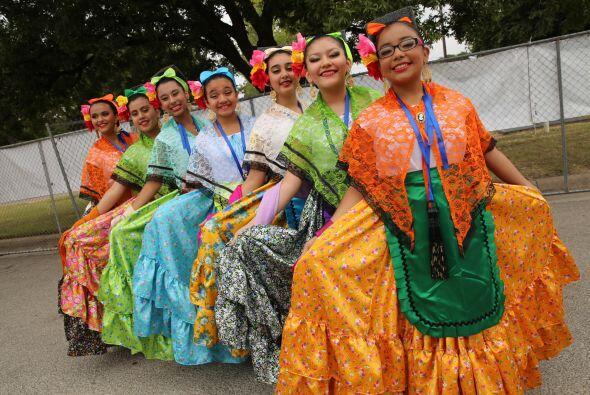 Fiestas Patrias Uforia 2014