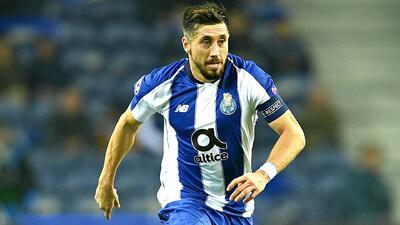 Héctor Herrera no renovó con Porto y tiene vía libre para elegir su próximo destino