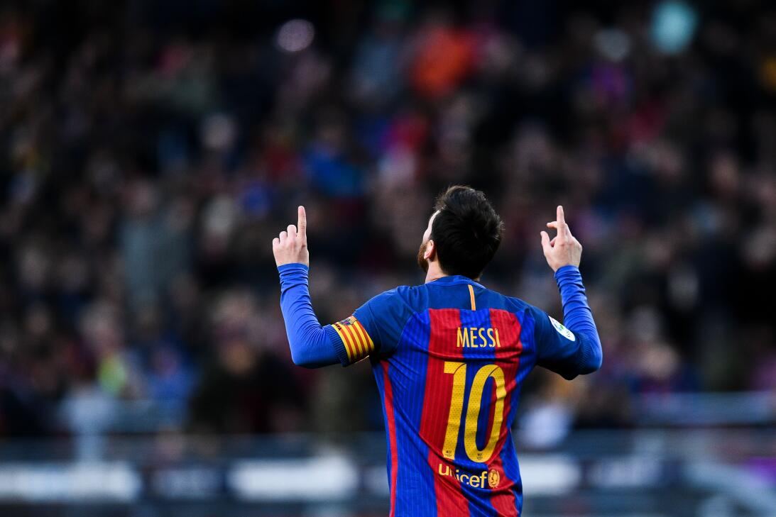 Estos son todos los récords de Lionel Messi con el Barcelona en España G...