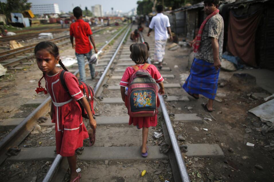 Niños Bangladesh