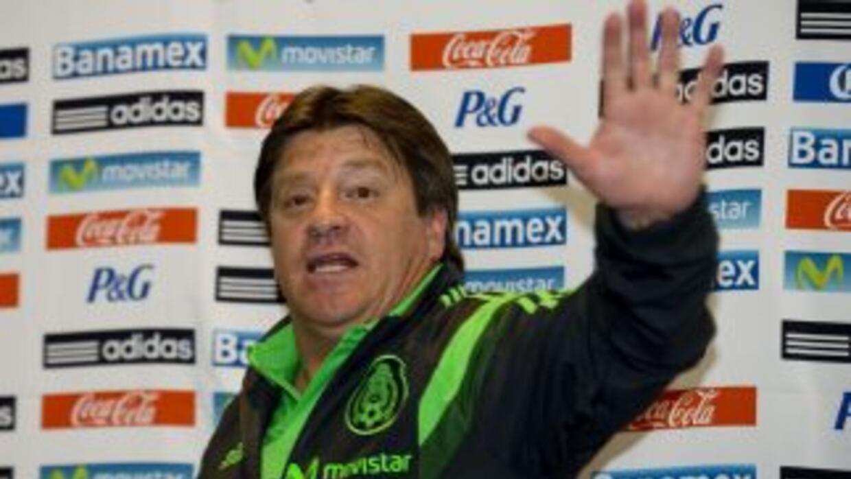 Herrera quiere continuar su proceso con el Tri y llegar a Rusia 2018.