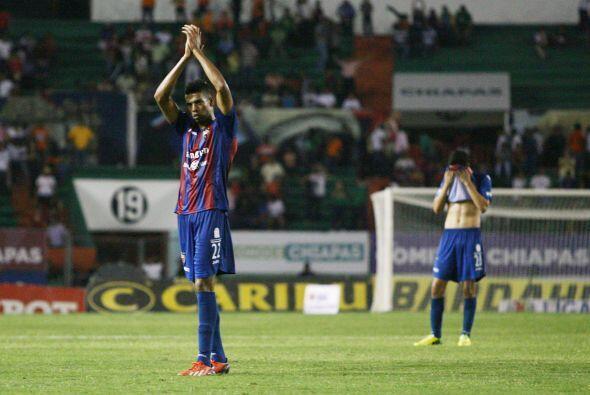 En el primer compromiso del Clausura 2014, Atlante empató a uno con León...