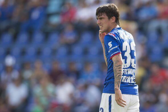 Mauro Formica, el volante de Cruz Azul se apagó tras dar buenas a...
