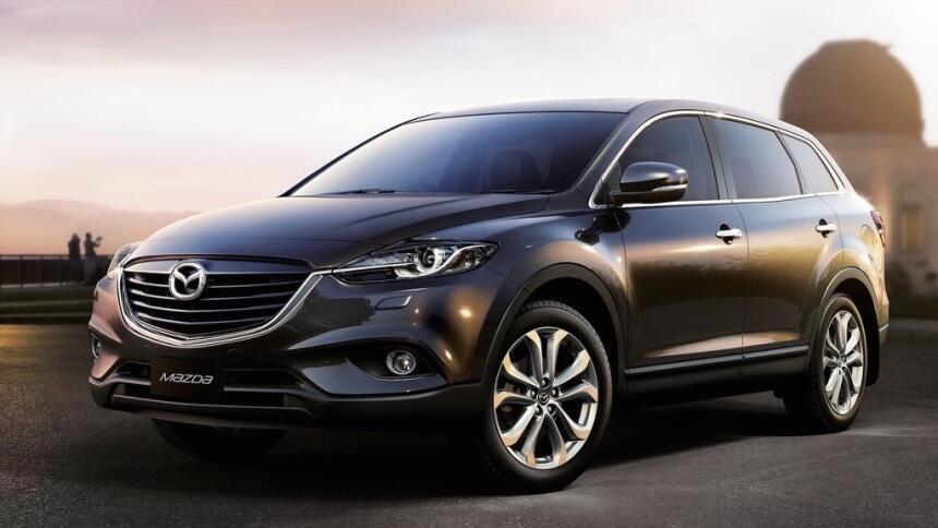 Estos son los autos con el índice de mortalidad más bajo en EEUU Mazda-C...
