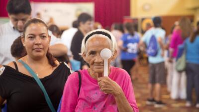 Feria de la salud Homestead