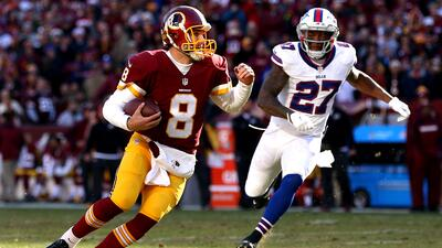 Redskins 35-25 Bills: Washington sigue en pie y Buffalo se pierde los pl...