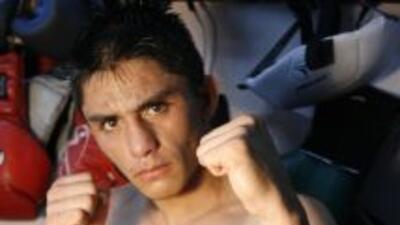'Violento' García prepara su retorno al cuadrilátero (Foto: Canelo Promo...
