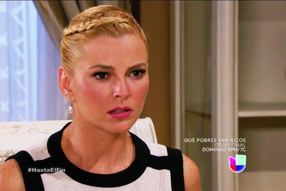 Mira que Sofía buscará hasta el cansancio una explicaci&oa...