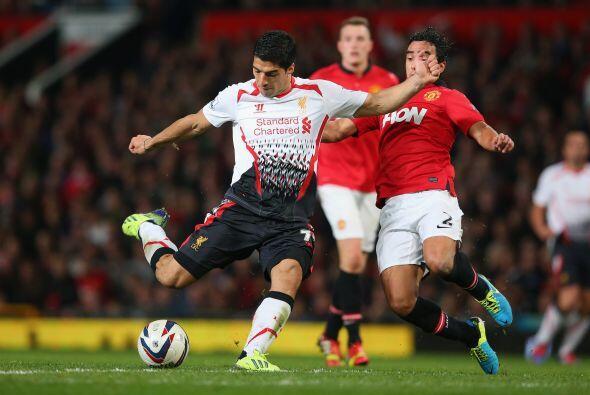 También fue el regreso de Luis Suárez luego de finalizada su suspensión...