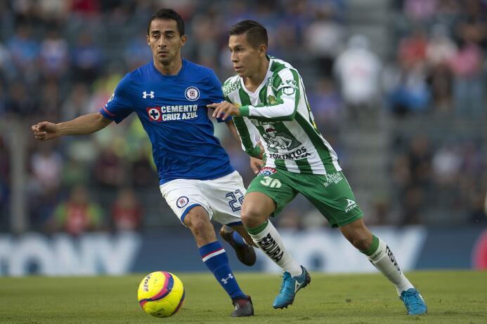En Fotos: Cruz Azul y León se anulan, y empatan sin goles 20180120-4682.jpg