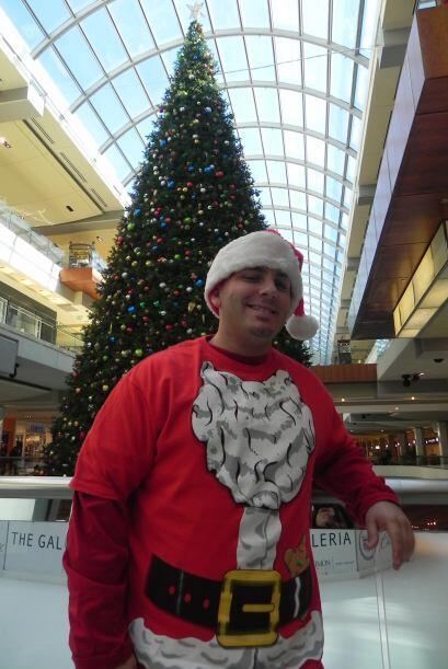 Jojo nos contó que la navidad que más recuerda fue  la última que tuvo c...