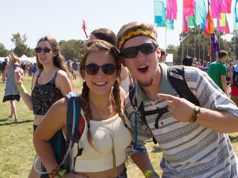 Miles se dieron cita en el primer fin de semana del festival de m&uacute...