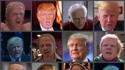 Los memes de la profecía de Trump y 'Back to the Future II'