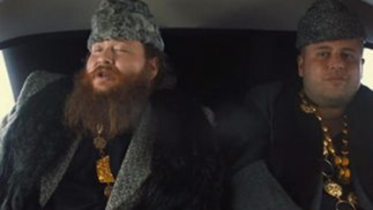 Action Bronson Baby Blue