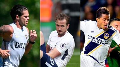 Kane, Neymar, Gago y otras lesiones que atormentan a las selecciones con miras a Rusia 2018