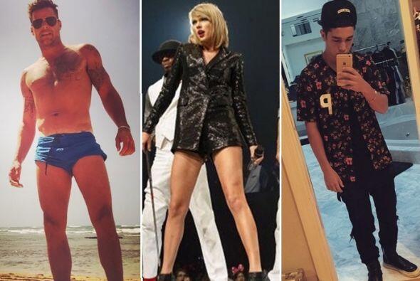 Las estrellas nominadas a Premios Juventud 2015 se pusieron 'hot' para t...