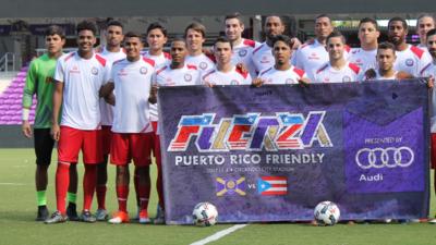 Fuerza Puerto Rico Orlando City