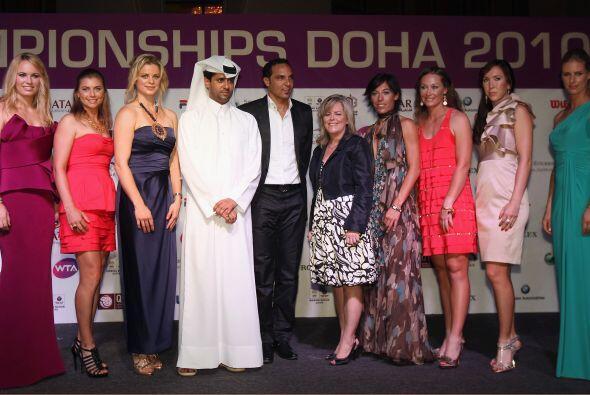 La cita de Doha es un gran momento en la temporada, ya que viene justo t...