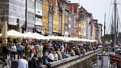 Denmark is the place to be if you want to lead a happy life.