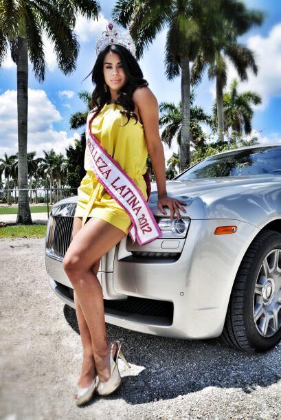 La ganadora de Nuestra Belleza Latina 2012 Vanessa De Roide  estará por...