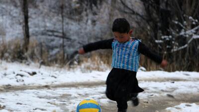 Fan de Messi
