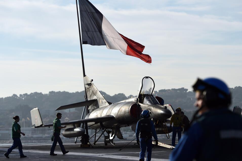 Militares Francia