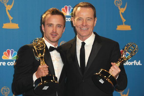 Cranston ganó varios premios Emmy como mejor actor dramático.