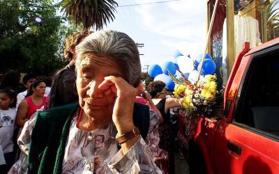 En Estados Unidos viven unos 1,827,000 salvadoreños y de ellos po...