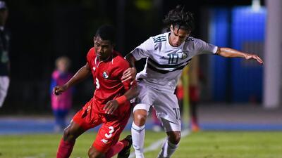 En fotos: México y Panamá igualan 2-2 en un gran partido del Premundial Sub 20 Concacaf