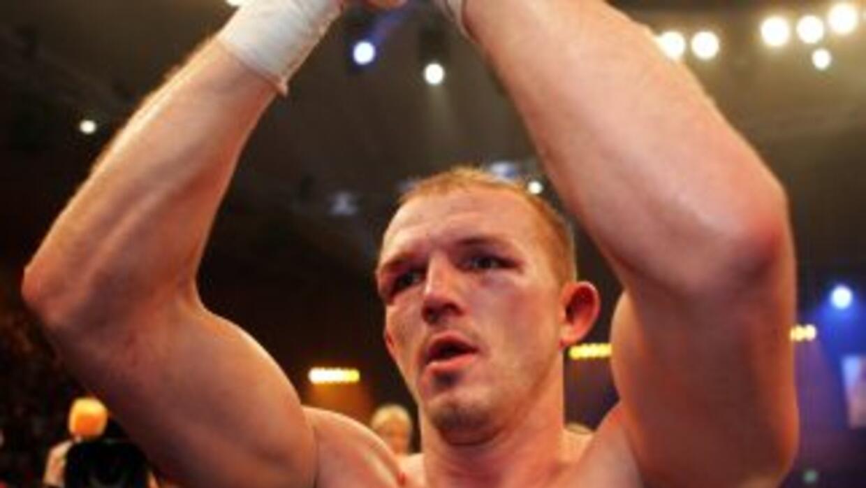 Tras su absolución, Jurgen Brahmer, campeón OMB desde agosto 2009, podrá...