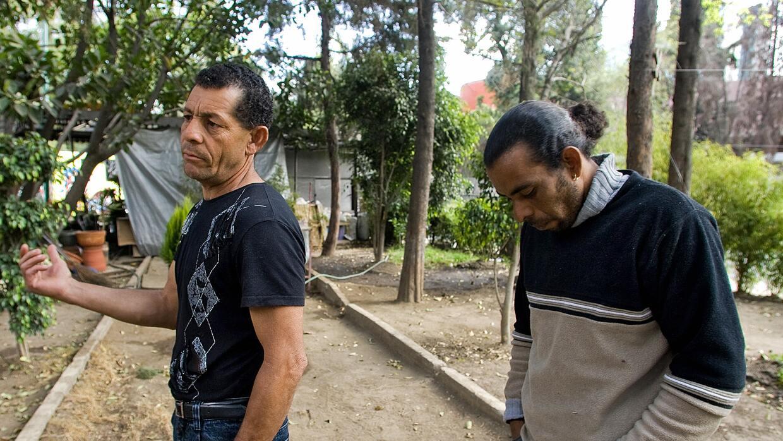 Cubanos en la ciudad de México