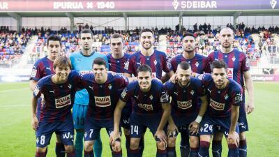 Eibar reencuentra la victoria ante Rayo