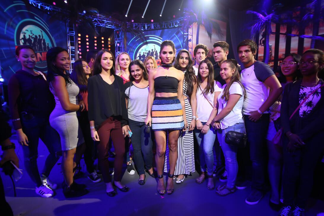 Alejandra, fabulosa en la segunda temporada de La Banda IV4A0135.JPG
