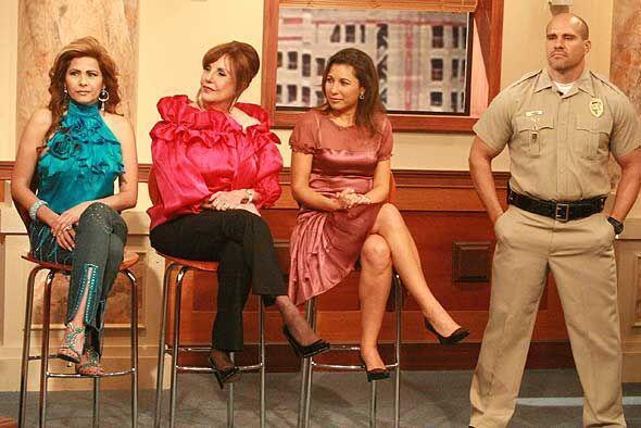 Carmen Jara, Grace Fontecha, Jennifer Naciff y  Rey se sorprendieron por...
