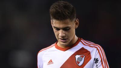 """River Plate sufre dos casos de doping en Libertadores y denuncia """"posible contaminación"""""""