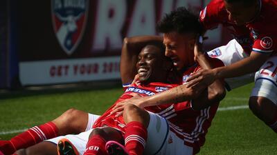FC Dallas lleva su debut a buen puerto y derrota a Philadelphia Union