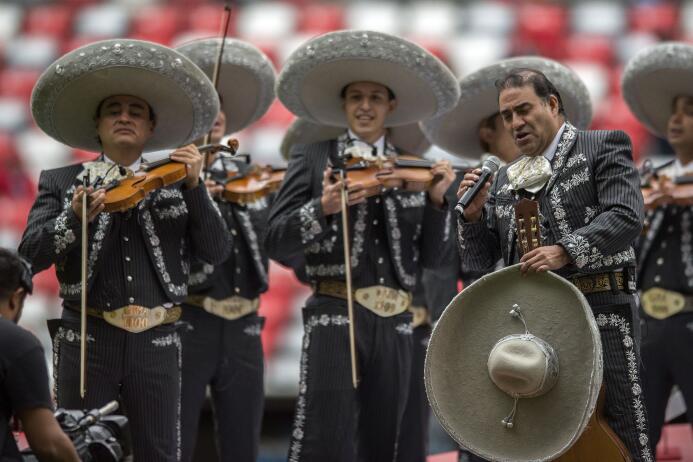 Toluca celebró su centenario con empate ante el Atlético de Madrid 20170...