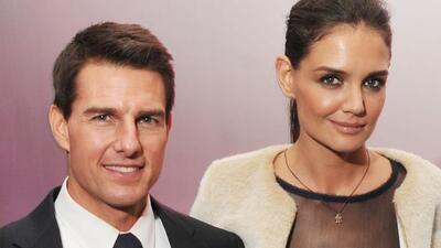 Katie Holmes y Tom Cruise se separan