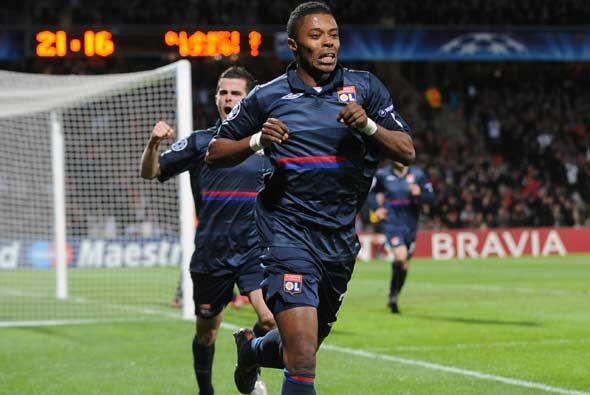 Michel Fernandes Bastos le devolvió la sonrisa a Lyon al recupera...