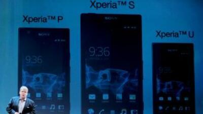Nuevos modelos Sony Xperia