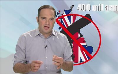 La incidencia de las armas de fuego en el número de muertes durante ataq...