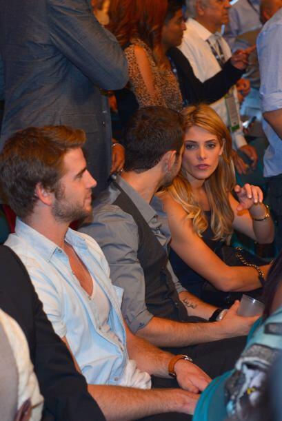 Liam Hemsworth y Ashley GreeneMás videos de Chismes aquí.