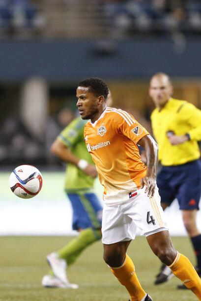 JERMAINE TAYLOR (HOU)   El defensor de Houston Dynamo viene de jugar la...