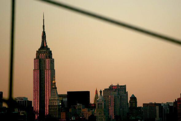 La imagen del Empire State ha aparecido en cientos de películas y es uno...