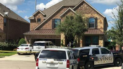 Un hombre se suicida tras atrincherarse con su familia en una vivienda de Texas