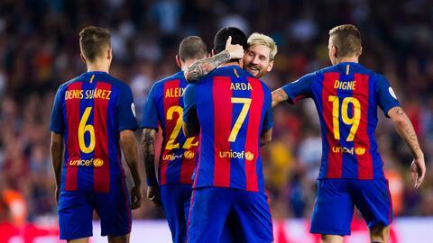 Barça Supercopa 2016